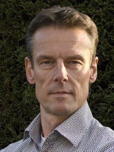portrait Marcel Van Balken