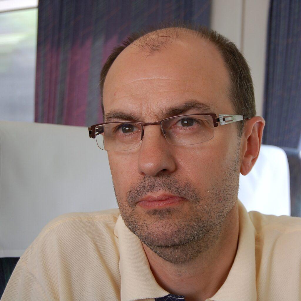 Portrait de Hervé Wagner